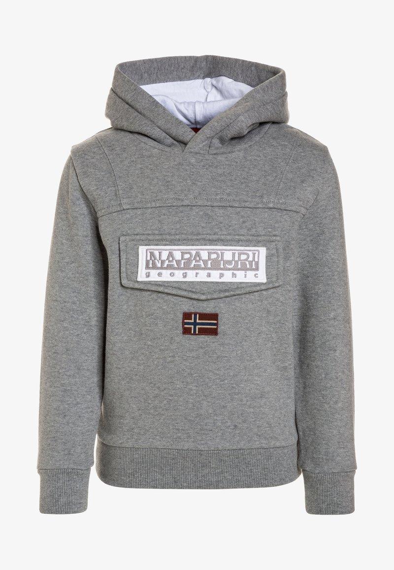 Napapijri - BURGEE - Hoodie - medium grey melange