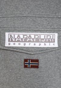 Napapijri - BURGEE - Hoodie - medium grey melange - 2