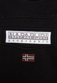Napapijri - BURGEE - Hoodie - black - 2