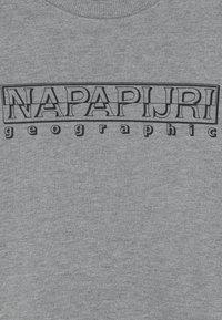 Napapijri - Sweatshirt - mottled grey - 4