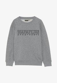 Napapijri - Sweatshirt - mottled grey - 3