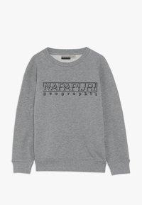 Napapijri - Sweatshirt - mottled grey - 0