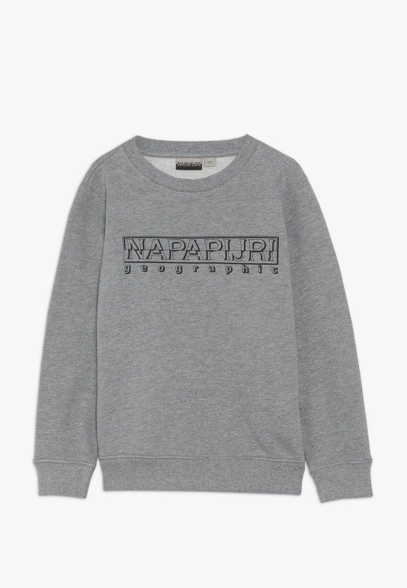 Napapijri - Sweatshirt - mottled grey