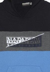 Napapijri - BAKY  - Hoodie - blue marine - 4