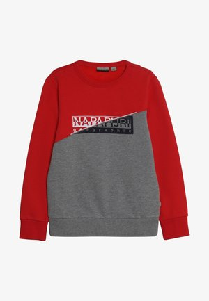 BAKY HIGH RISK - Sweatshirt - high risk red
