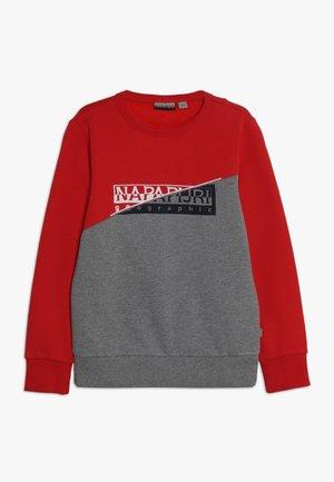 BAKY HIGH RISK - Sweatshirt - high risk red