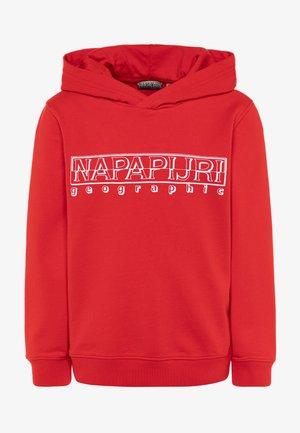 BOLI - Jersey con capucha - bright red