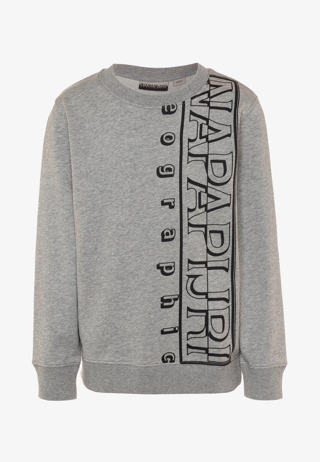 BOLI - Sweater - med grey melange