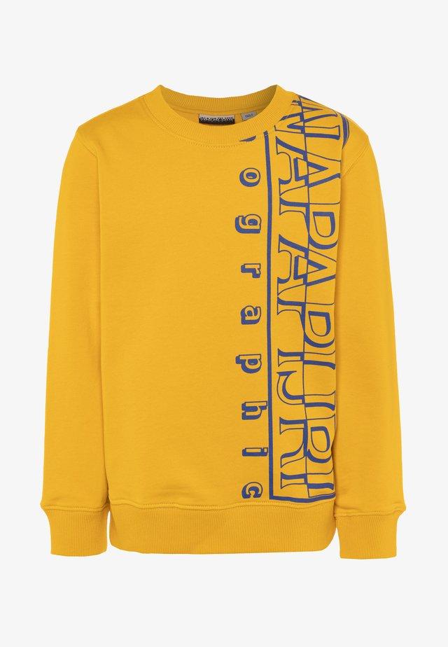 BOLI - Sweatshirt - mango yellow