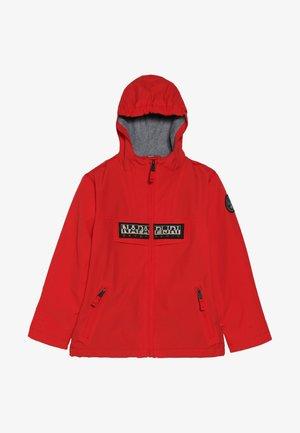 RAINFOREST OPEN  - Outdoor jacket - high risk red
