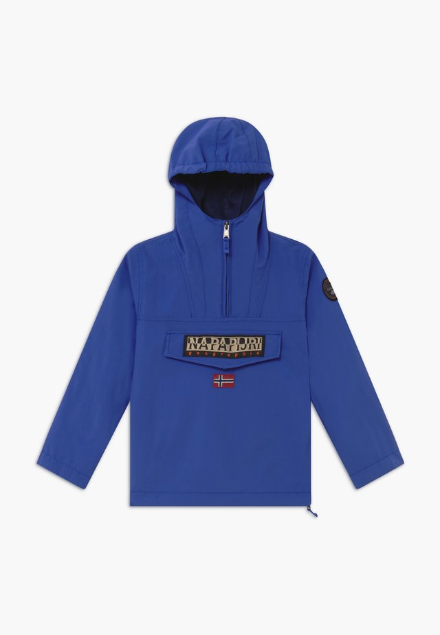 RAINFOREST SUMMER - Waterproof jacket - ultramarine blue