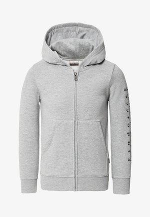K BOLI FZH WINT - Zip-up hoodie - med grey mel