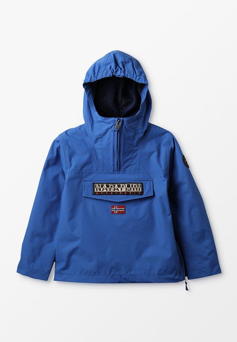 Napapijri - RAINFOREST  - Regenjacke / wasserabweisende Jacke - skydiver blue