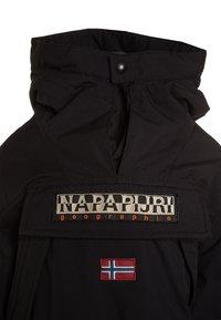 Napapijri - SKIDOO  - Vinterjakker - black - 3