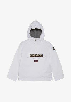 RAINFOREST WINTER - Outdoor jacket - bright white