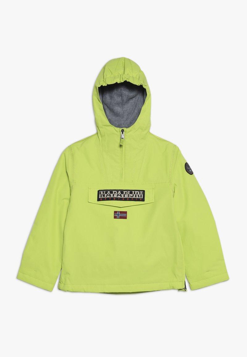 Napapijri - RAINFOREST WINTER - Outdoor jacket - yellow lime