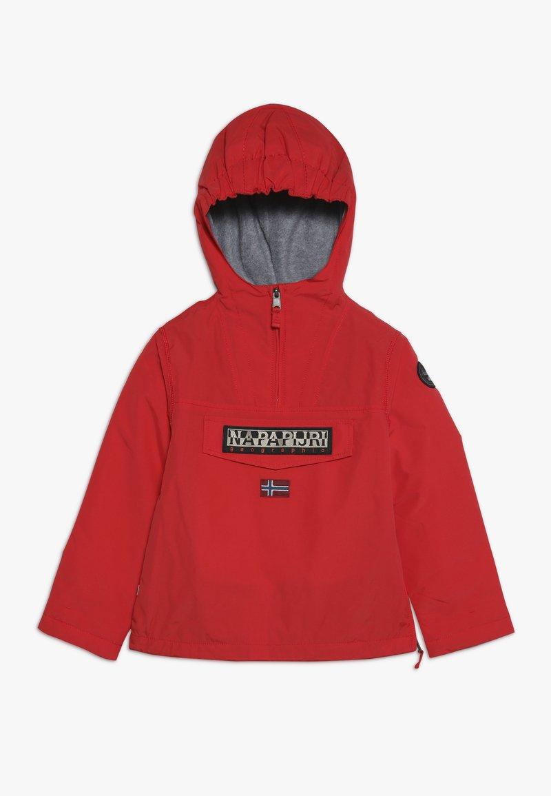 Napapijri - RAINFOREST RUSTY - Outdoor jacket - high risk red