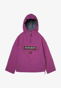 Napapijri - RAINFOREST WINTER - Outdoor jacket - dahlia pink - 2