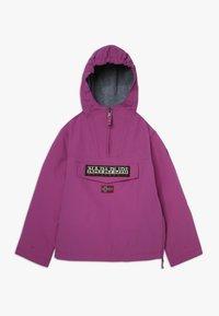 Napapijri - RAINFOREST WINTER - Outdoor jacket - dahlia pink - 0