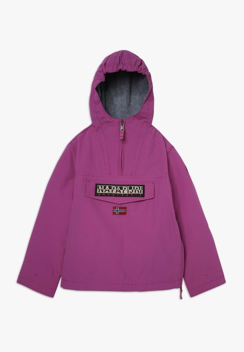 Napapijri - RAINFOREST WINTER - Outdoor jacket - dahlia pink