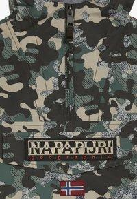Napapijri - RAINFOREST CAMO - Jas - green - 2