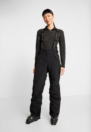 NELO - Snow pants - black