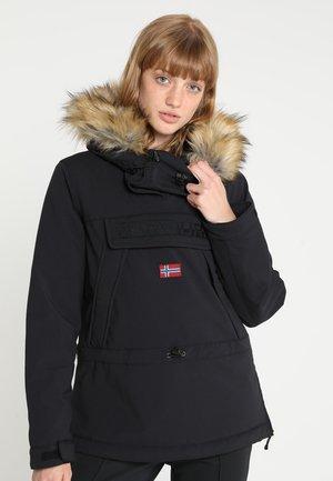 SKIDOO - Lyžařská bunda - black