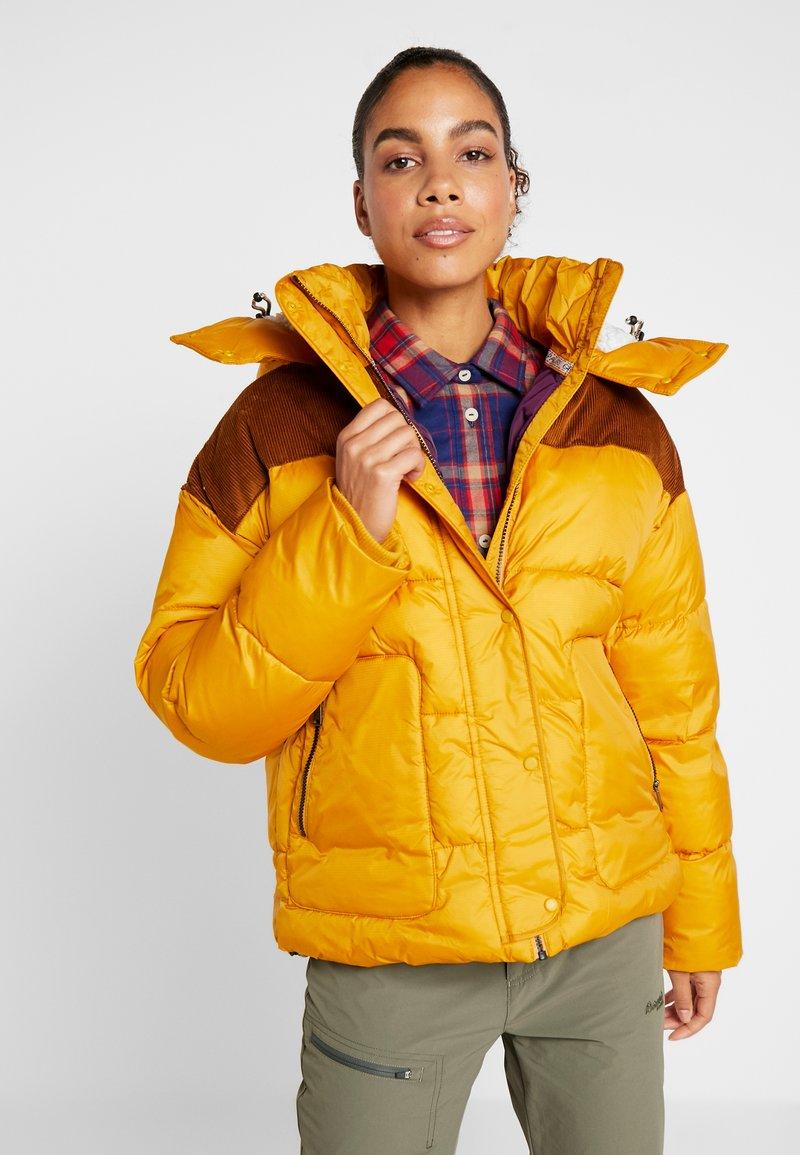 Napapijri - ANTERO  - Snowboardjacke - gold yellow