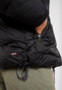 Napapijri - ANTERO  - Snowboardová bunda - black - 6