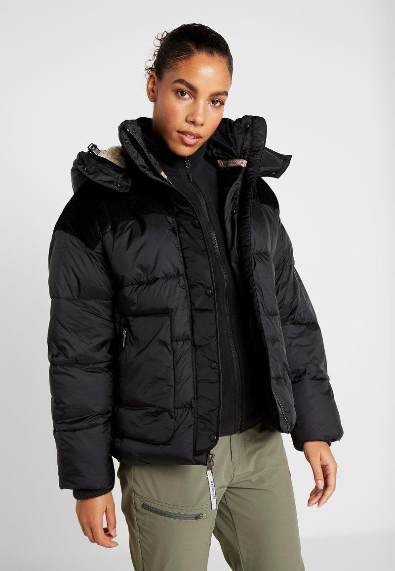 Napapijri - ANTERO  - Snowboardová bunda - black
