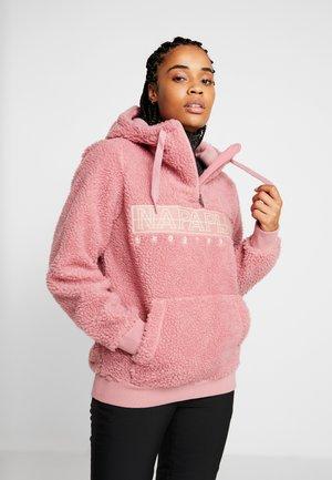 TEIDE WOM - Sweat à capuche - pink blush