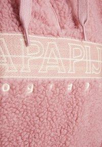 Napapijri - TEIDE WOM - Luvtröja - pink blush - 5