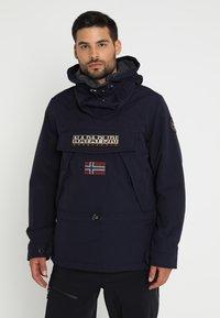 Napapijri - SKIDOO  - Skijakker - blu marine - 0