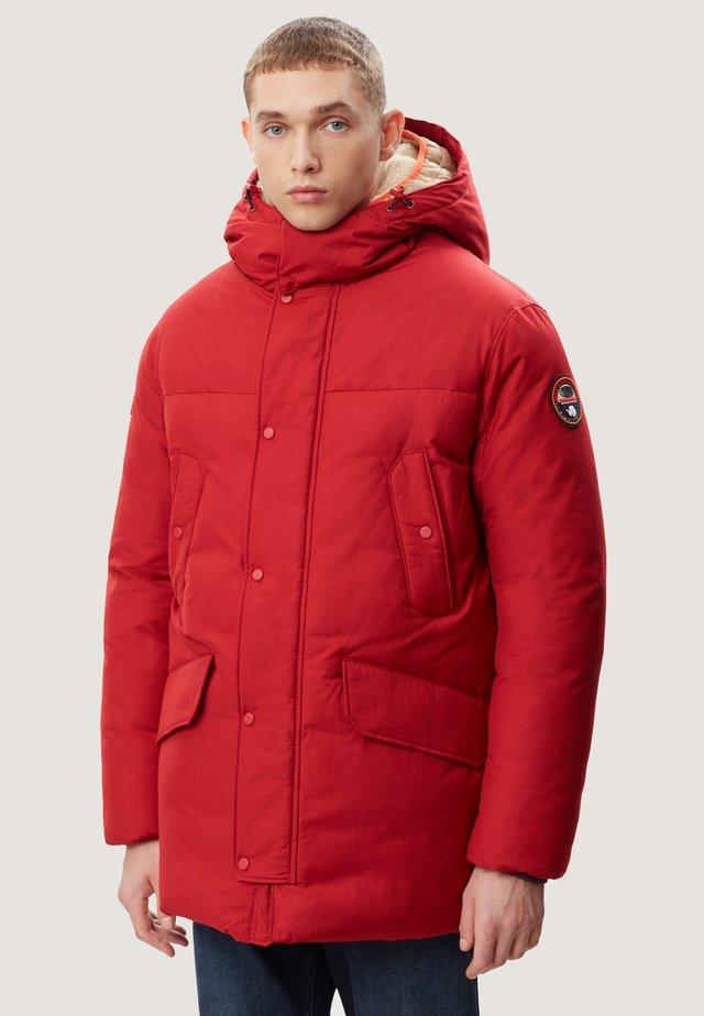 AVIO - Abrigo de invierno - red scarlet
