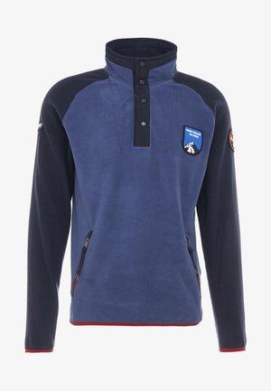 TRAVER  - Sweat polaire - insignia blue