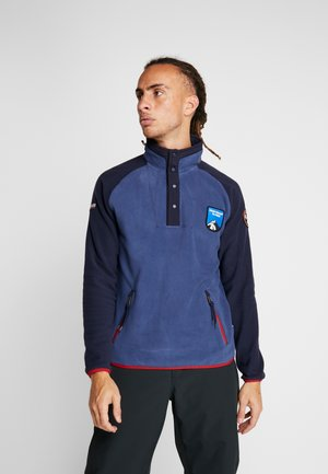 TRAVER  - Fleece trui - insignia blue