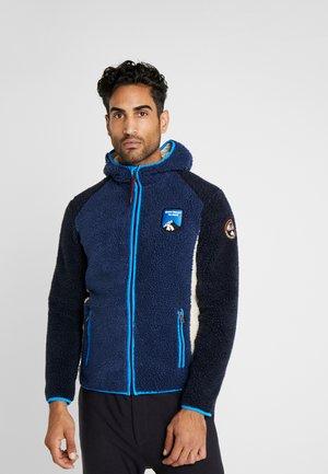 YUPIK - Kurtka z polaru - insignia blue