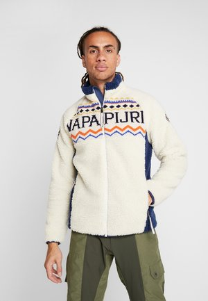 THIA - Fleece jacket - whitecap gray