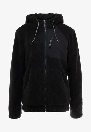 TOE  - Fleece jacket - black