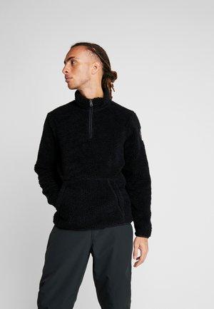 TEIDE  - Bluza z polaru - black