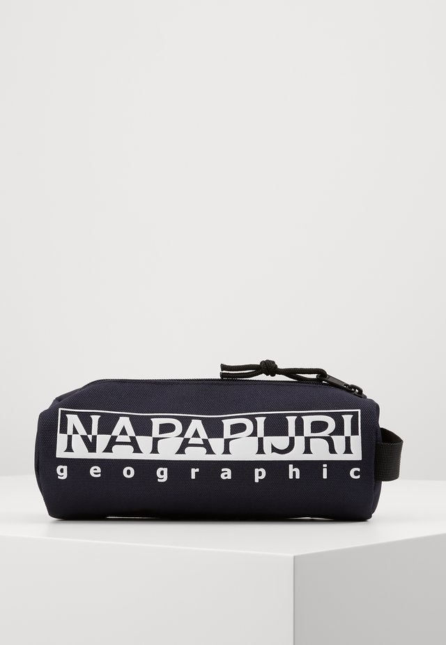 HAPPY - Pencil case - blue marine