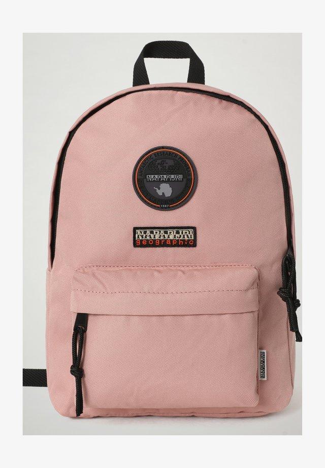VOYAGE MINI  - Tagesrucksack - pink woodrose