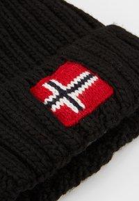 Napapijri - SEMIURY - Bonnet - black - 2