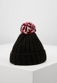 Napapijri - SEMIURY - Bonnet - black - 3