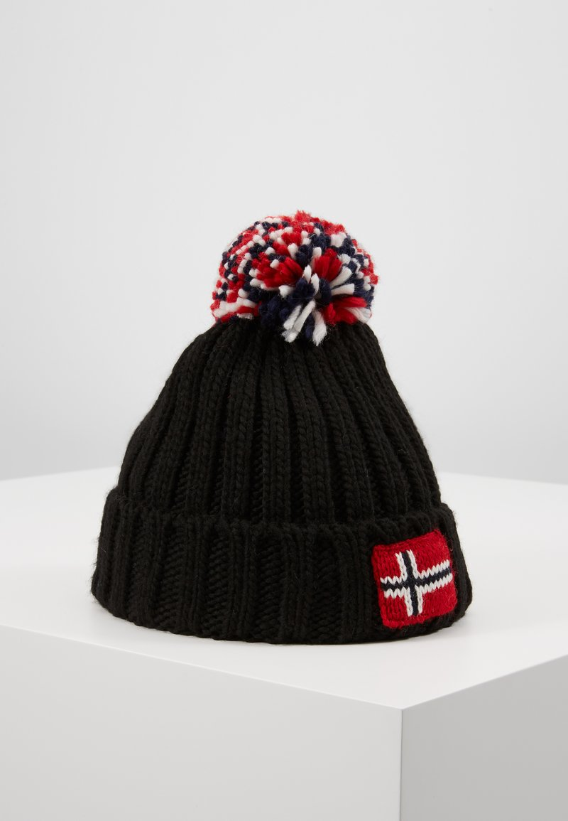 Napapijri - SEMIURY - Bonnet - black