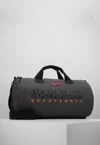 Napapijri - BERING  - Sports bag - dark grey solid - 0