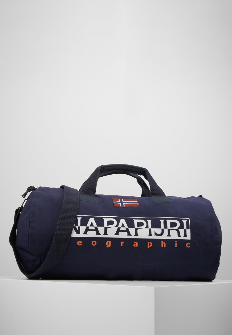 Napapijri - BERING  - Sportovní taška - blu marine