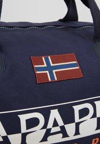 Napapijri - BERING  - Sportovní taška - blu marine - 7