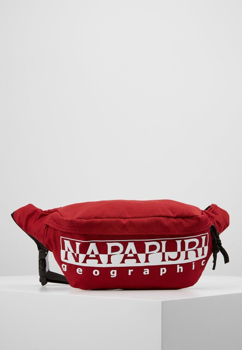 Napapijri - HAPPY - Sac banane - red scarlet