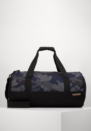HAN DUFFLE RE PRINT   - Cestovní taška - black